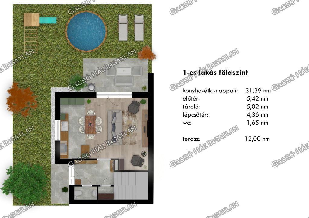 Eladó 100.6 m2 ház - Budapest XVI.