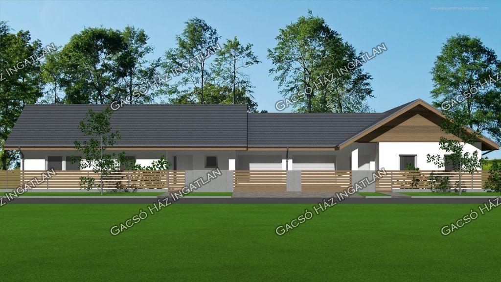 Eladó 97 m2 ház - Ráckeresztúr